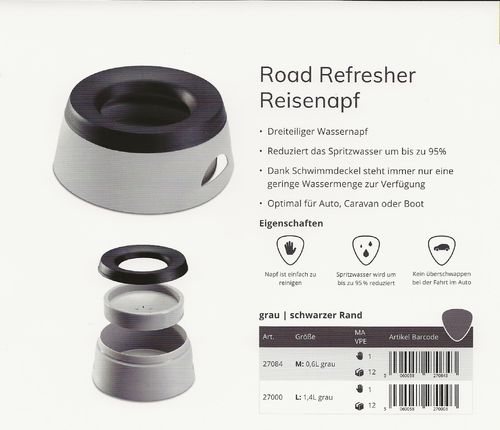 Road Refresher Reisenapf